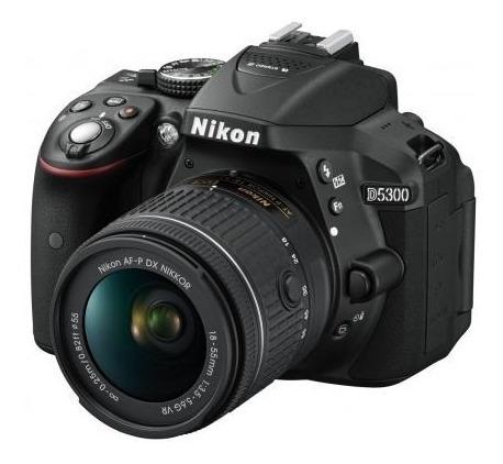 Câmera Nikon D5300 Dslr -usada