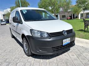 Volkswagen Caddy Maxi Cargo Van Larga 2015