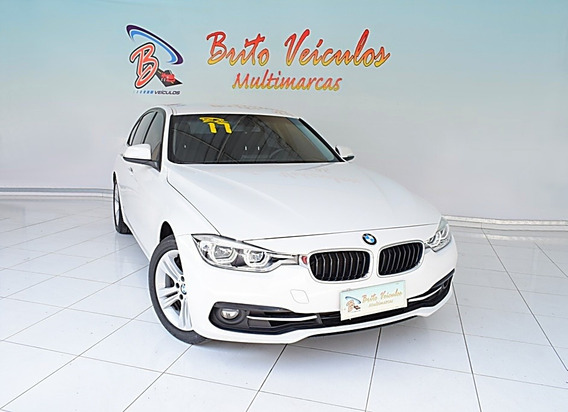 Bmw 320i 2.0 Sport 16v Turbo Active Flex 4p Automático 2017