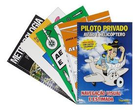 Kit Piloto Privado - Avião/helicóptero (aeroair)
