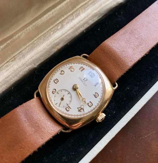Relógio De Pulso Omega 1938 Raridade