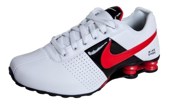 Tenis Nike Shox Deliver (produto De Vitrine)