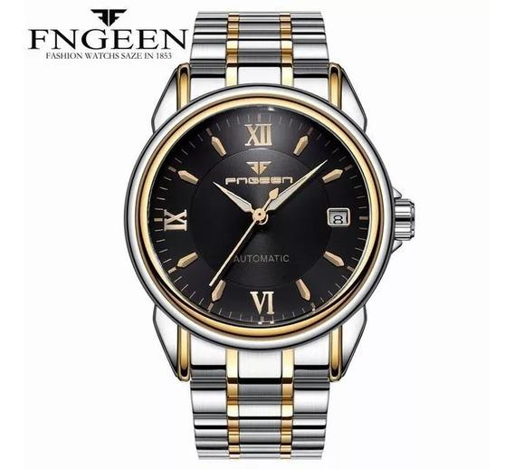 Relógio Fngeen Luxo Automático