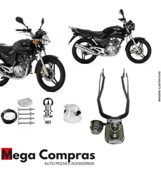 Engate De Reboque Para Moto Yamaha Ybr 125 Homol. Promoção