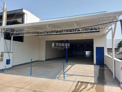 Imagem 1 de 10 de Barracão Para Aluguel Em Jardim Chapadão - Ba002441