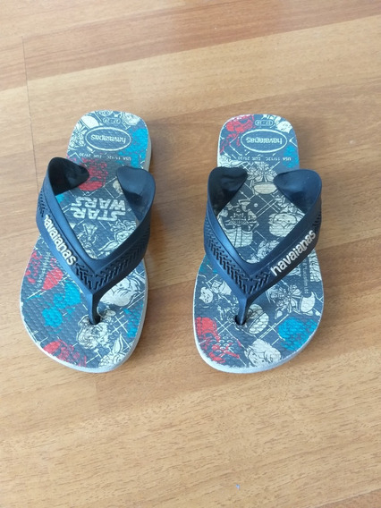 Havaianas N° 26/27 Impecables!!
