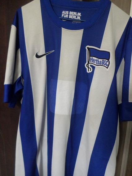Camisa Hertha Berlin Nike