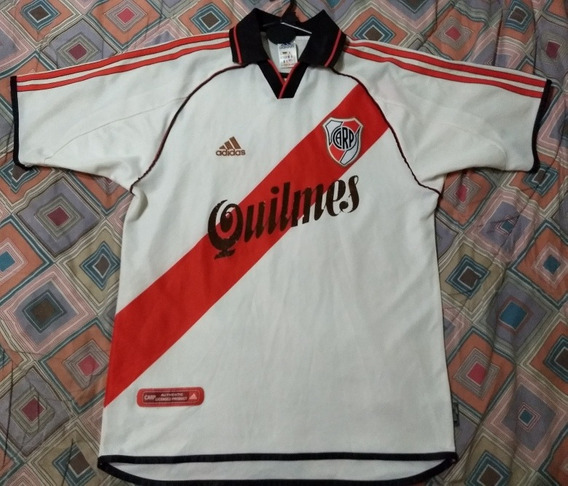 Camiseta De River Plate 2001 adidas Made In Tunez