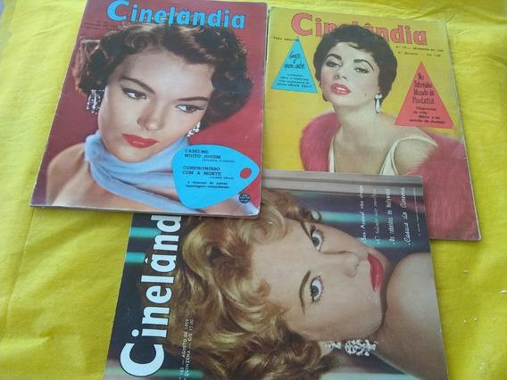 Cinelândia 3 Revistas 1 É Grátis Compre Já Nrs 79, 95,163