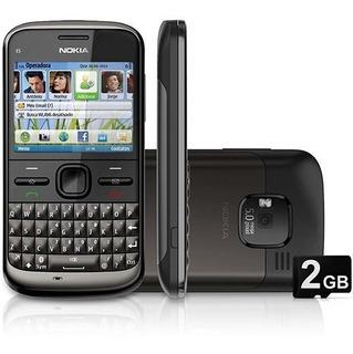 Nokia E5 E5-00 - Desbloqueado - Wifi, 5 Mp, Raridade - Novo