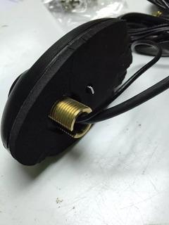 Antena Movil Vhf Uhf Con Cable De Gps Para Radios Y Gps