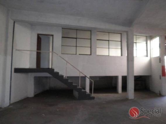Galpão Comercial À Venda, Vila Tanquinho, Ferraz De Vasconcelos - Ga0345. - Ga0345