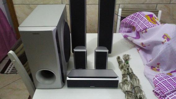 Caixas Do Home Theater Sony Fx888k. Serve Em Outros.