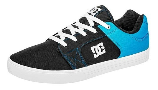 Tenis Dc Shoes Method Tx Negro Tallas De #26½ A #28½ Hombre