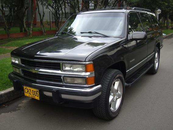 Chevrolet Grand Blazer 4 Puertas Tahoe