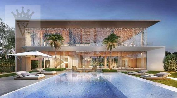 Apartamento Com 5 Dormitórios À Venda, 343 M² Por R$ 10.582.397,00 - Vila Olímpia - São Paulo/sp - Ap1272