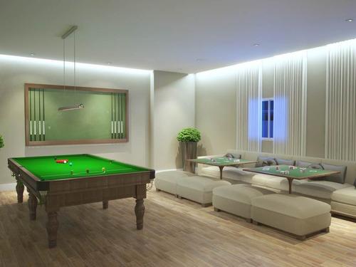 Imagem 1 de 10 de Apartamento, 3 Dorms Com 127.57 M² - Forte - Praia Grande - Ref.: Rgv960 - Rgv960