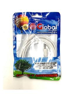 Cable Audio Stéreo Auxiliar Mini Plug 3.5mm