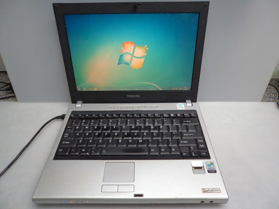 Notebook Toshiba Satellite U205-s5022 Leia O Anuncio