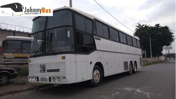 Ônibus Rodoviário Nielson 380 - Ano 1986 - Johnnybus