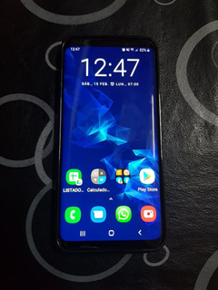 Samsung S9+ 64gb 6gb Ram Impecable