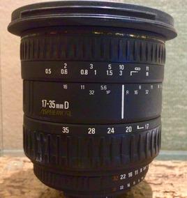 Lente Sigma P Nikon 17-35mm F/2.8-4 Foco Automático Revisada