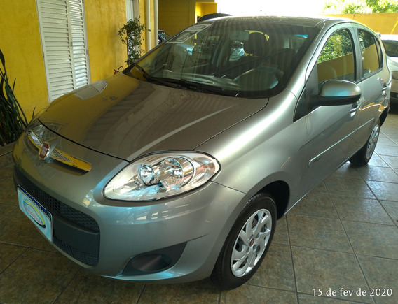 Fiat Palio Attractive 1.0 Evo (flex) Flex Manual Completo