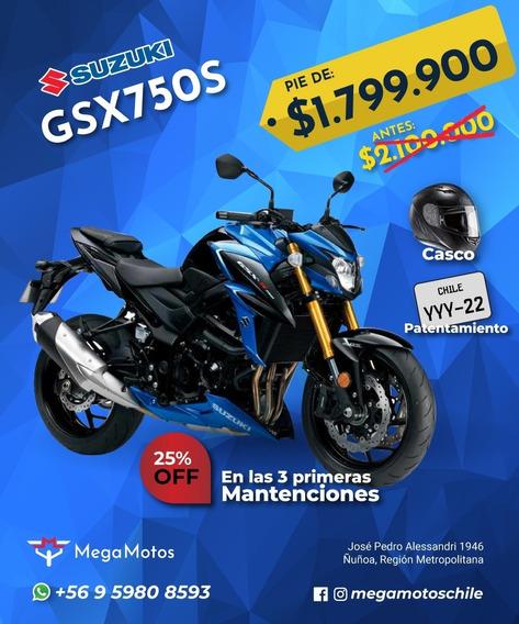 Suzuki Gsx -s 750