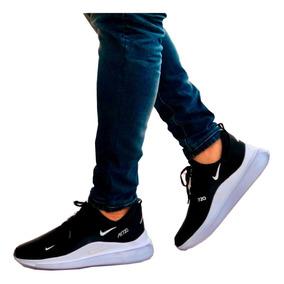 Tenis Zapatillas Deportivas Nike 720 Negro Dama Y Caballero