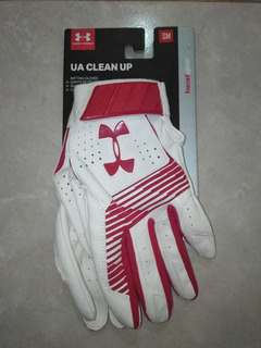 Guanteletas Under Armour Clean Up Heat Gear Adulto Small