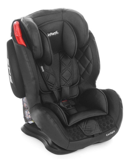 Cadeira Auto Infanti Cokpit Carbon 9 A 36 Kg