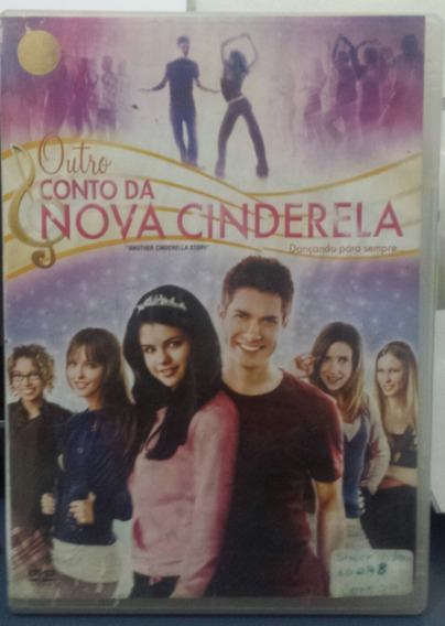 Dvd Filme Original - O Conto Da Nova Cinderela, Comédia