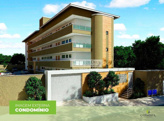 Apartamento Residencial À Venda, Parque Potira, Caucaia. - Ap2155