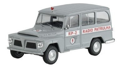 Rural Willys - Radio Patrulha Policia Mi Altaya