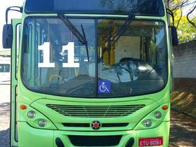 Ônibus Urbano - Marcopolo Torino 2011 - Mercedes Of1418