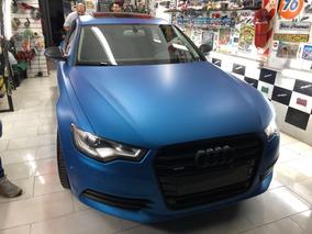 Audi A6 2104 Patentado 2016 75 Mil Kilómetros U N I C O