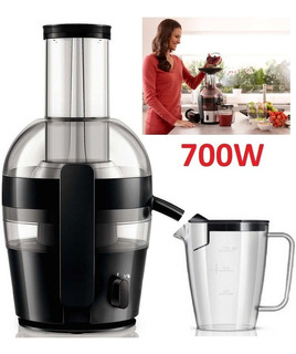 Juguera Extractor De Jugo Philips Hr1855 Acero Inoxidable