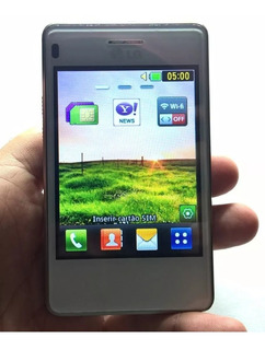 Celular LG Dual Chip
