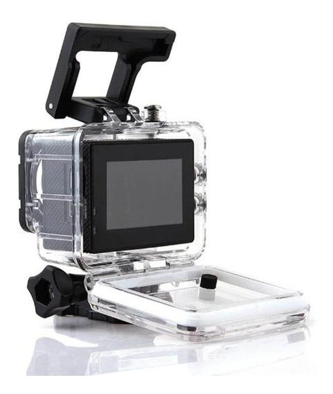 Action Cam Filmadora G22 Hd 1080p Case Prova D´agua