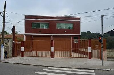 Galpão Comercial Para Locação, Jaraguá, São Paulo. - Ga0022