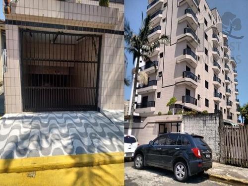 Cod-5169-apartamento  Praia Grande Por Permuta Chacara Em Ib - 5169