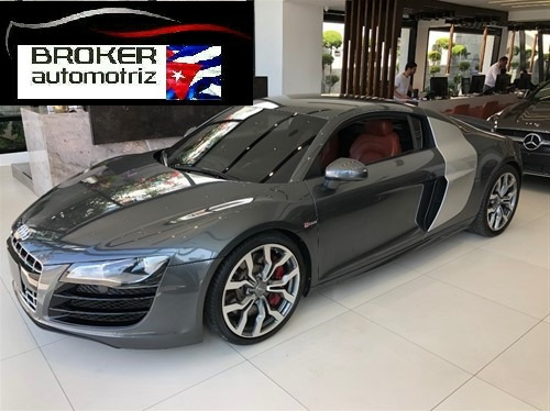 Audi R8 Europea