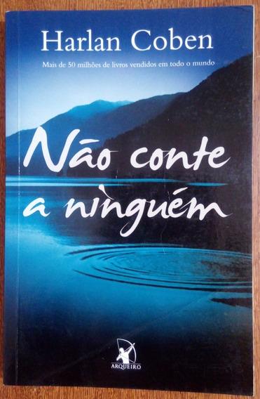Livro - Não Conte A Ninguém