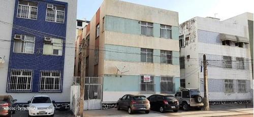 Imagem 1 de 15 de Apartamento Para Venda Em Salvador, Amaralina, 3 Dormitórios, 2 Banheiros, 1 Vaga - Vg2732_2-1197054