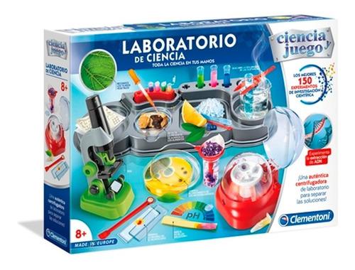 Juego De Mesa Laboratorio De Ciencia; Juguetería Que Regalo