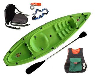 Kayak Simplo De Atlantikayaks C3 Pileta Local Envio Gratis