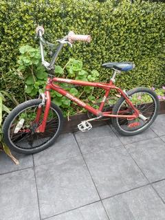 Bici Bmx Impecable