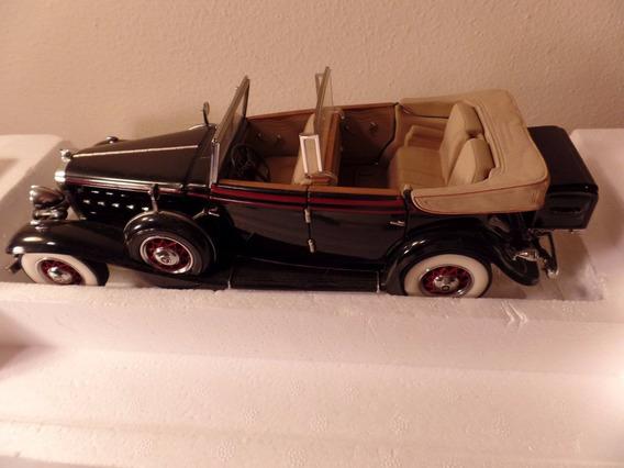 Miniatura Cadillac V16 Phaeton E. Ness Franklin Mint 1/24