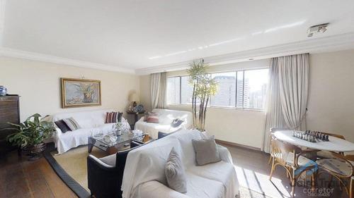 Apartamento  Com 3 Dormitório(s) Localizado(a) No Bairro Itaim Bibi Em São Paulo / São Paulo  - 17300:924698