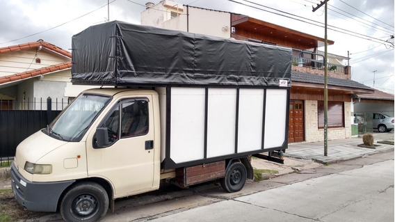 Fiat Ducato 2.5 D Pick-up Cabinato 1997